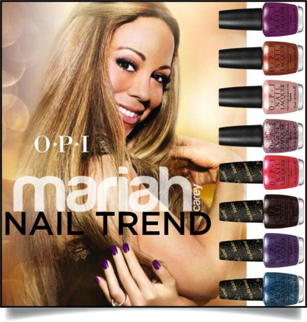 (OPI) Mariah Carey Collection