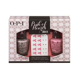 (OPI) Pink of Herts Collection 2013