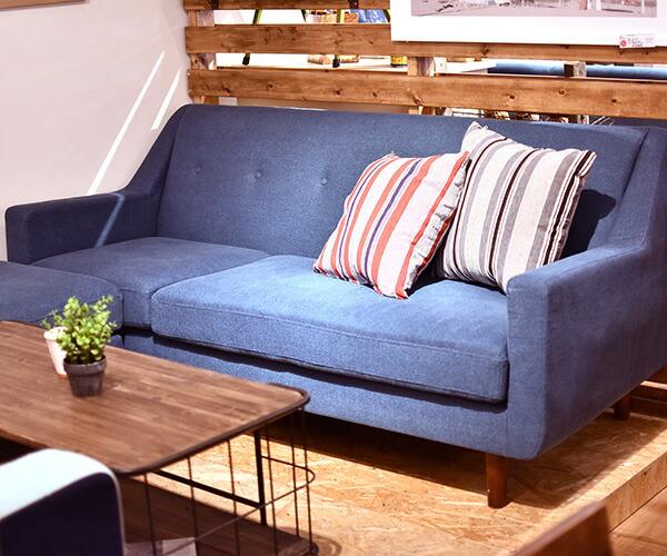 デニム ソファー sofa