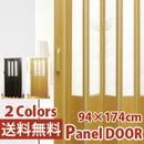 パネルドア 窓つき 規格