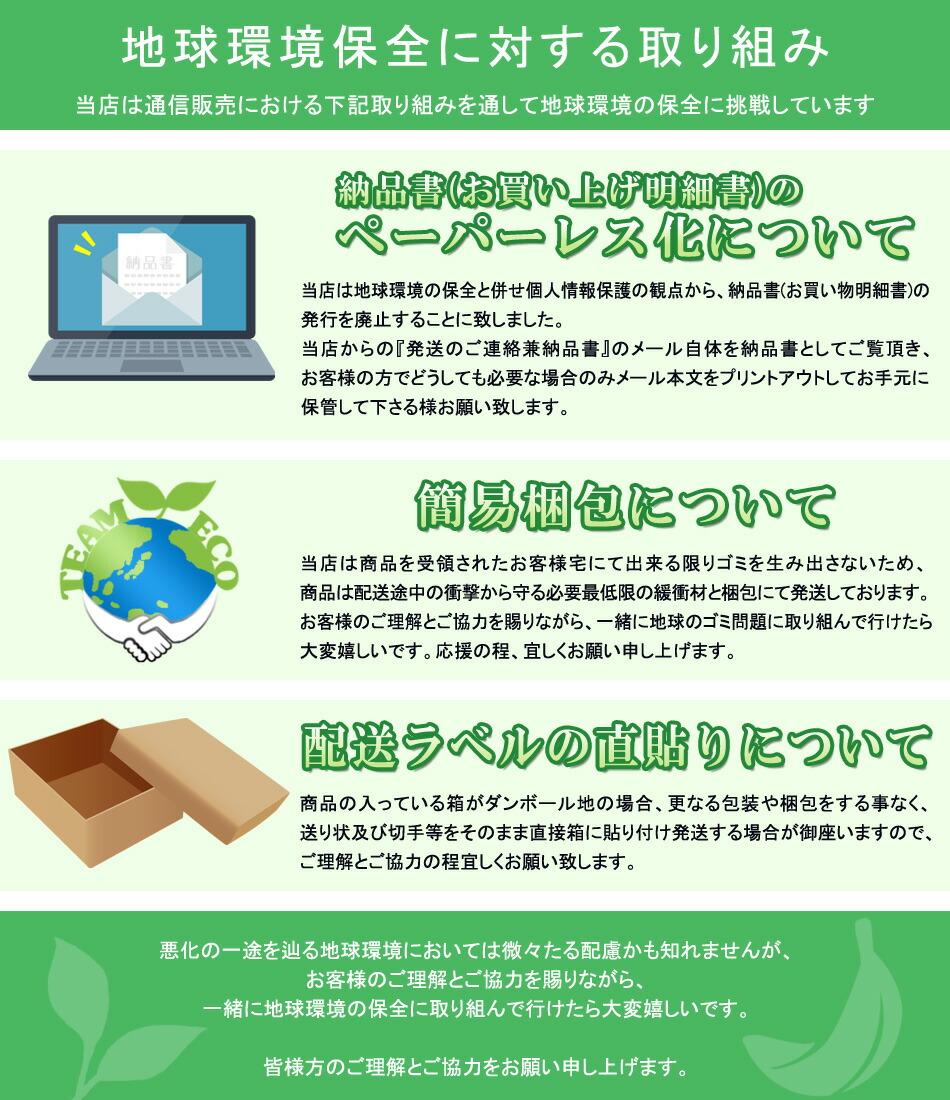 環境保全に対する取り組み