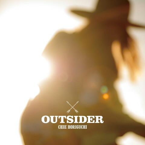 CHIE HORIGUCHI / OUTSIDER( CD )