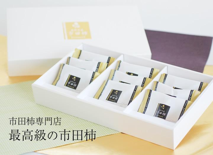 信州の特産品「市田柿」個包装9個セット
