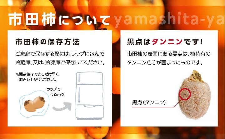 市田柿の保存方法