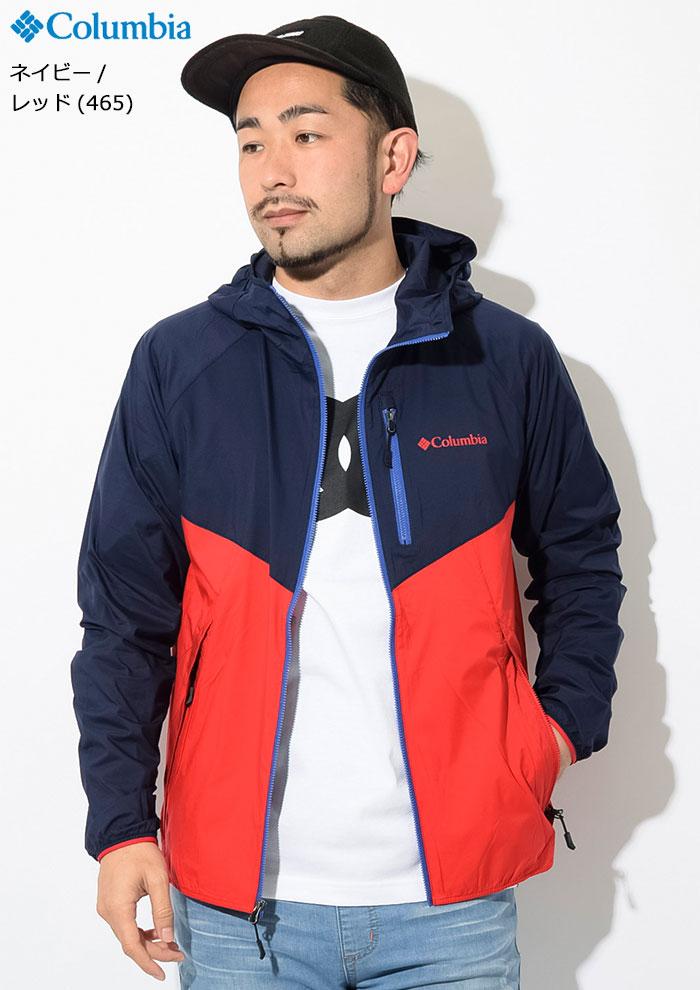 Columbiaコロンビアのジャケット Square Hike03