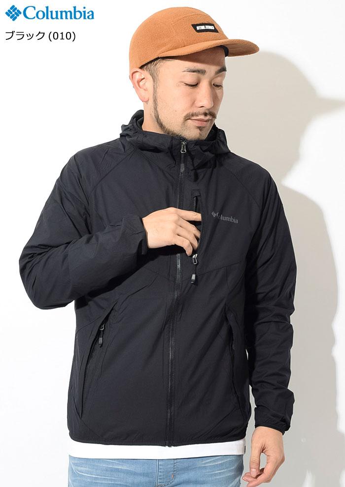Columbiaコロンビアのジャケット Square Hike07