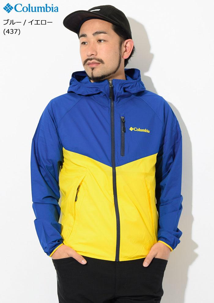 Columbiaコロンビアのジャケット Square Hike08