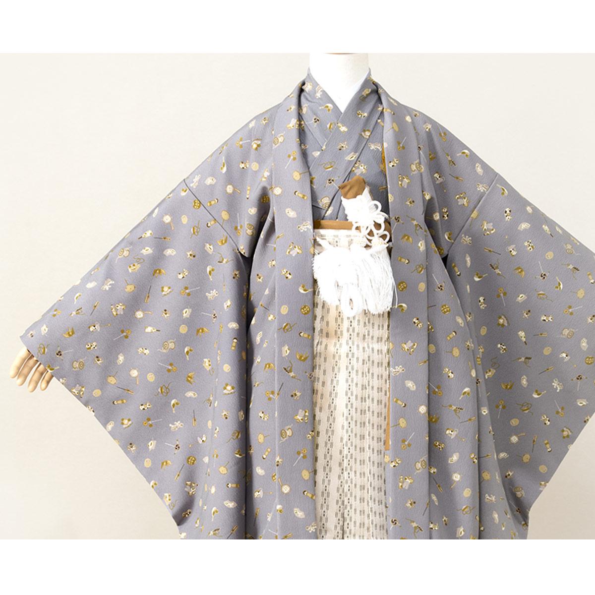 5歳男児着物・袴セット