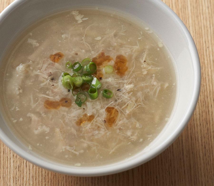 韓国の滋養スープを栄養やおいしさはそのままに、手軽に食べられるようにアレンジしました。