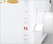 BL77WJ 差動システム