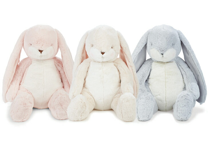 85bb982201748 Nibble Bunny Bigうさぎのぬいぐるみ大  Bunnies By The Bay Nibble Bunny Big