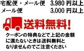 3,980円以上で送料無料送料無料