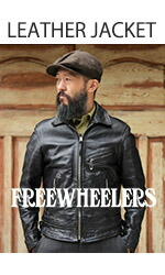 FREEWHEELERS LEATHER