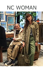 NIGEL CABOURN WOMAN COLLECTION 2017