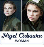 NIGEL CABOURN WOMEN'S COLLECTION 2016