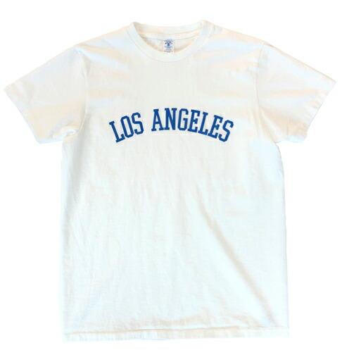 LOS ANGELES ロゴTシャツ