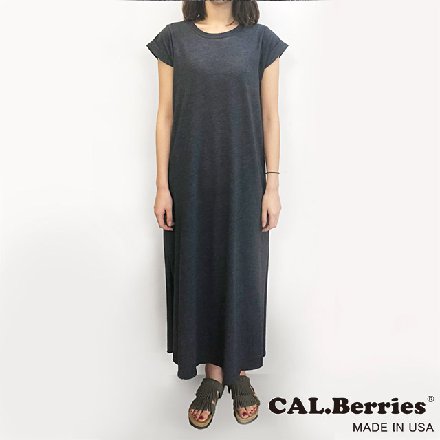 [CAL.Berries]otonaMUSEコラボ SLIT DRESS