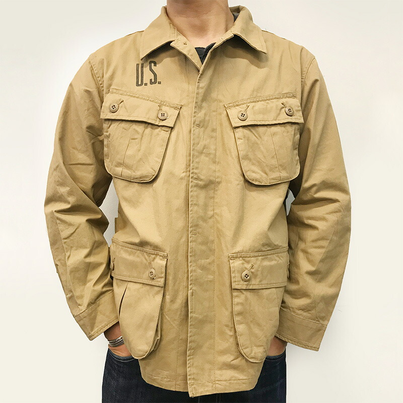 [FIVE BROTHER]ARMY ファティーグ JKT