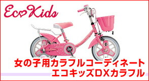 Eco-kids sports DX is colorful