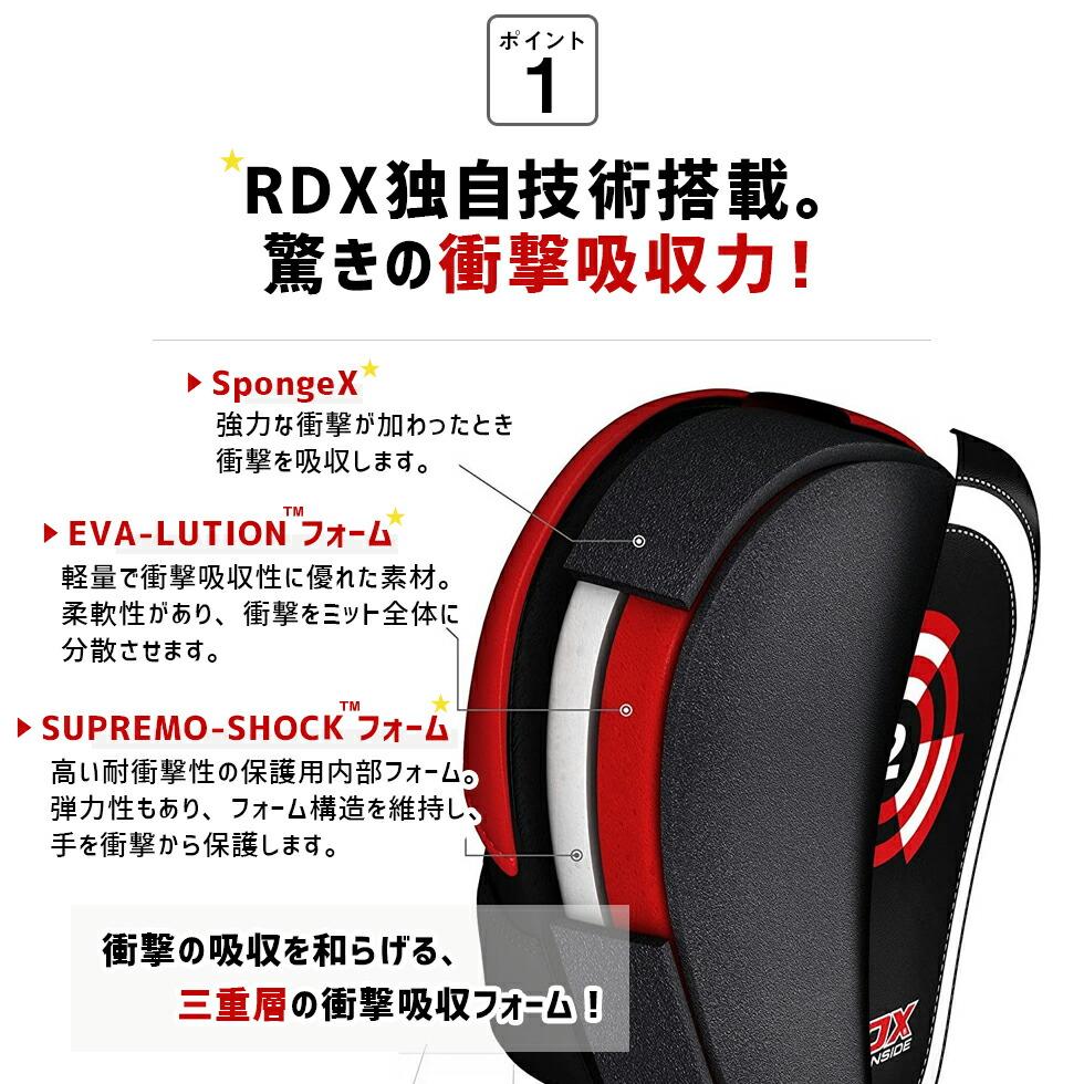 RDXインナーバンテージが選ばれる理由その1