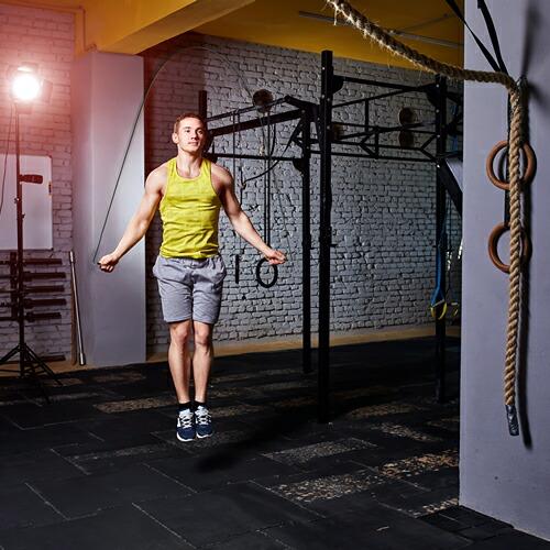 RDX なわとび 縄跳び トレーニング 自粛 在宅ストレス ストレス解消 スポーツ