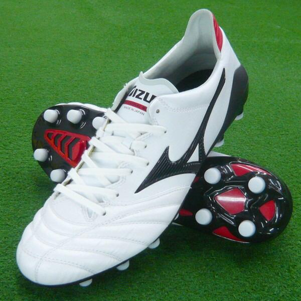 new concept fe41c 9cd6a Morelia NEO 2 2016 Model White X Black Morette Limited Edition  MIZUNO   Soccer Spike