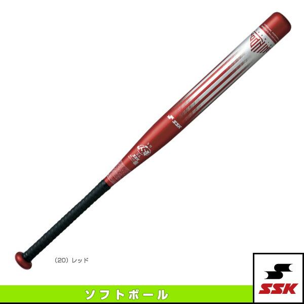 GODNINE/ゴッドナイン/ソフトボール3号金属製バット/ゴムボール対応(GNRS30216)