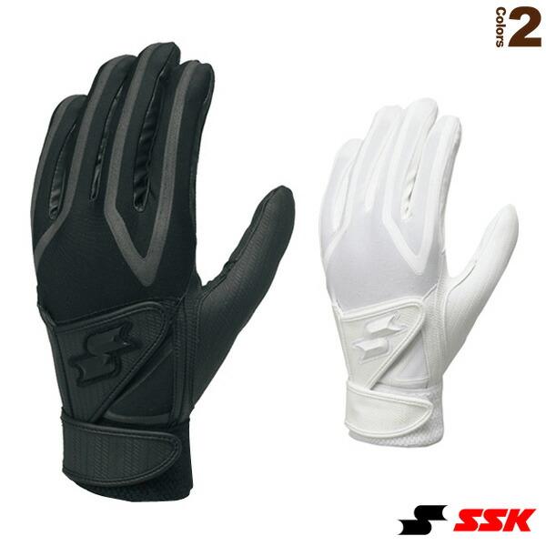 バッターズグラブ/高校野球対応ダブルバンド手袋/両手用(BG3001W)