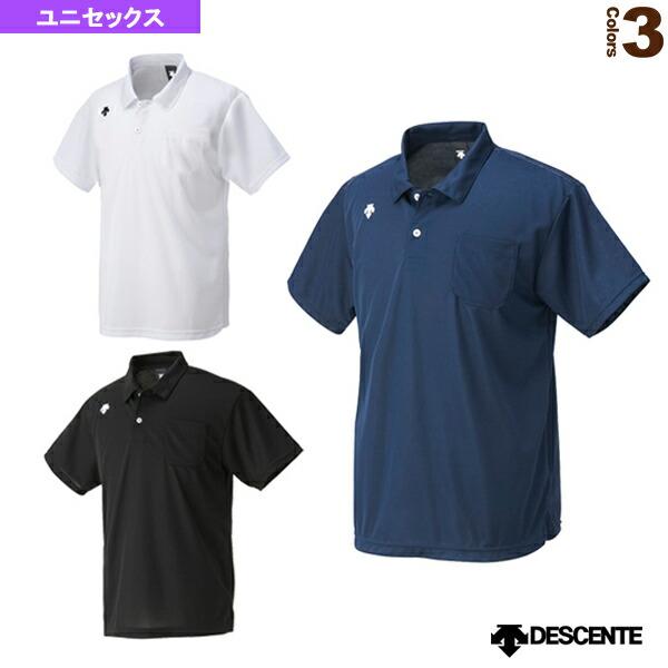 ポロシャツ/ポケット付き/ユニセックス(DTM-4601)