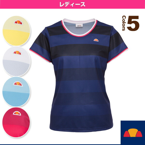 クルーネックシャツ/レディース(ETS0501L)