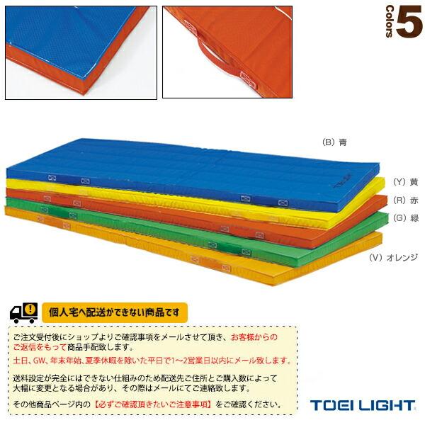 [送料別途]抗菌エコカラーコンビネーションマット5cm厚/ノンスリップ/90×180×5cm(T-1892)