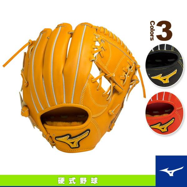 ミズノプロ スピードドライブテクノロジー/硬式・内野手(4/6)用グラブ/ポケット正面タイプ(1AJGH14003)
