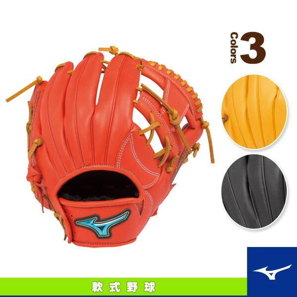 フィールドグリスター OFX+/軟式・内野手向けグラブ(1AJGR15603)
