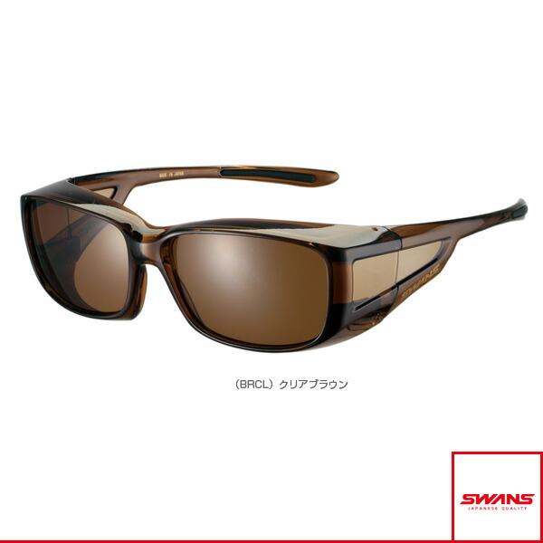 Over Glasses(オーバーグラス)/フルリムタイプ/クリアブラウン/ブラウン(OG4-0004 BRCL)