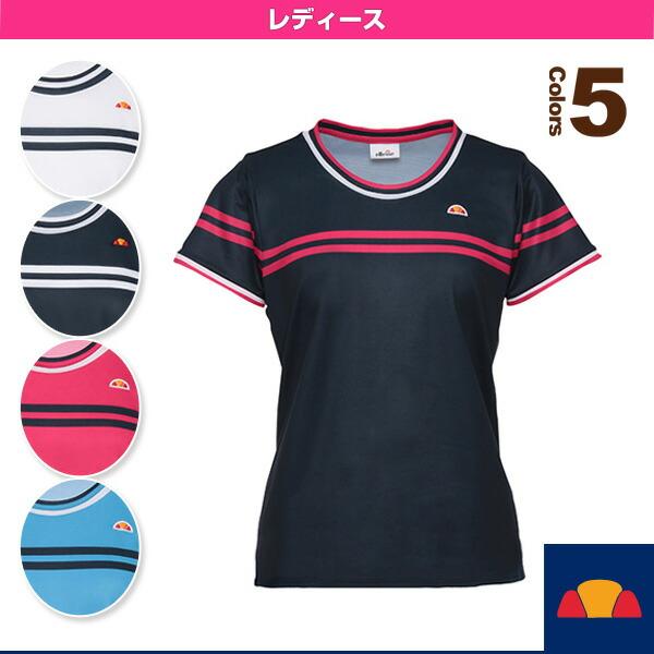 クルーネックシャツ/レディース(ETS0610L)