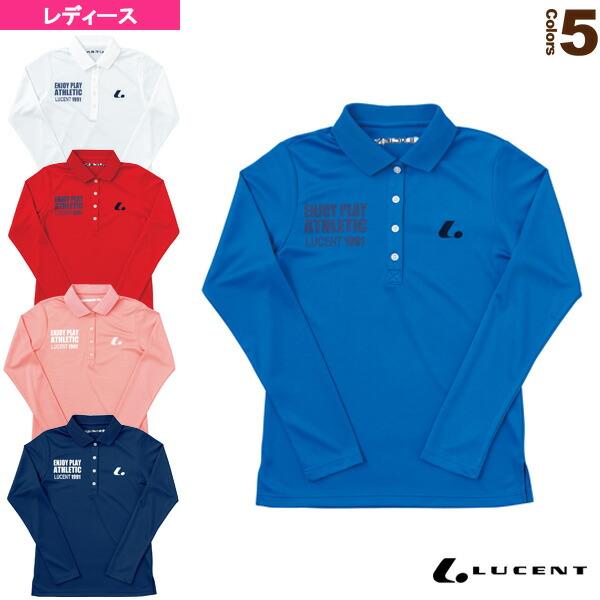 Ladies 長袖ポロシャツ/レディース(XLP-492)