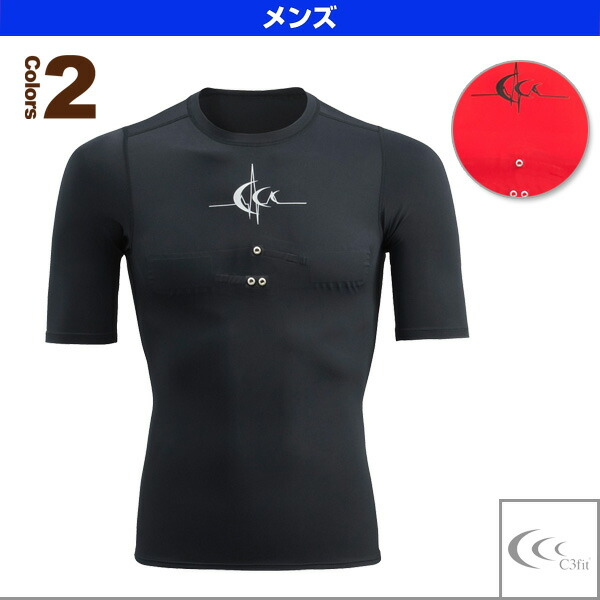 C3fit インパルスティー/メンズ(3F05193)