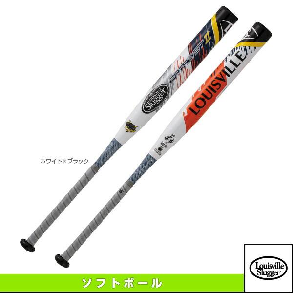 ルイスビル カタリストII BT/ソフトボール用バット/ゴム3号用(WTLJGS17M)