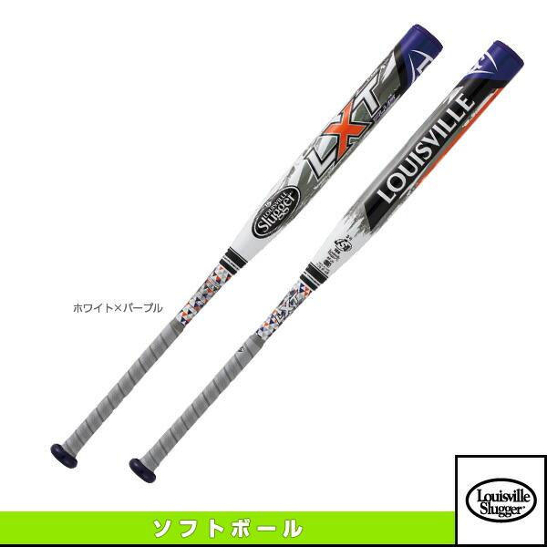 ルイスビル LXT PLUS/ソフトボール用バット/革・ゴム3号用/反発基準対応モデル(WTLJKS17X)