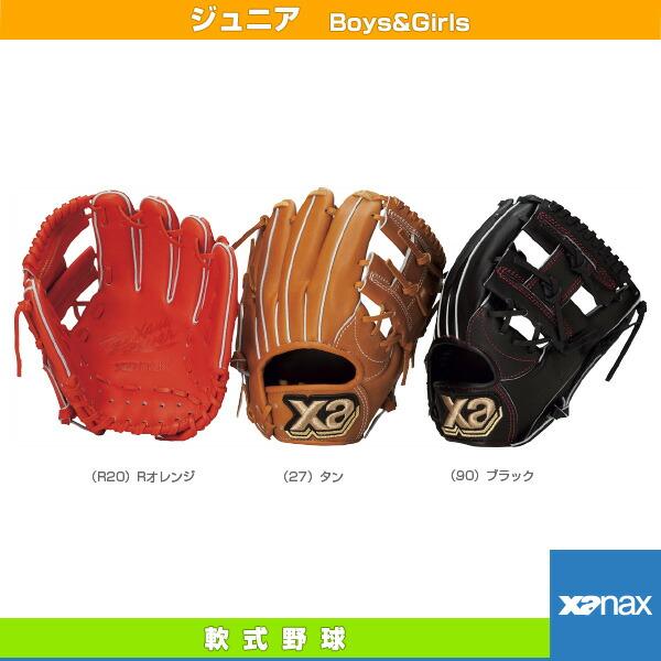 Xana Power/ザナパワーシリーズ/軟式ジュニア用グラブ/オールラウンド小(BJG-4017)