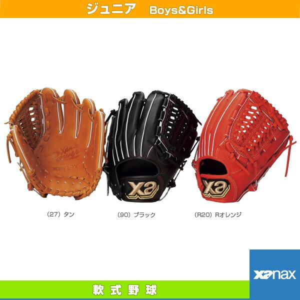 Xana Power/ザナパワーシリーズ/軟式ジュニア用グラブ/オールラウンド小(BJG-4027)