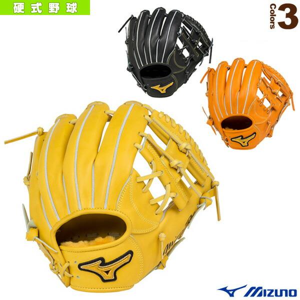 ミズノプロ フィンガーコアテクノロジー/硬式・内野手(4/6)用グラブ/タイト設計・ポケット正面タイプ(1AJGH16053)