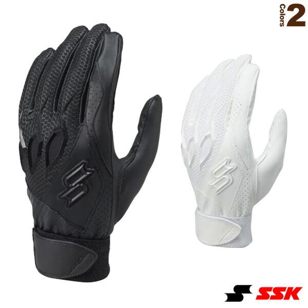 proedge バッターズグラブ/高校野球対応シングルバンド手袋/両手(EBG3000W)