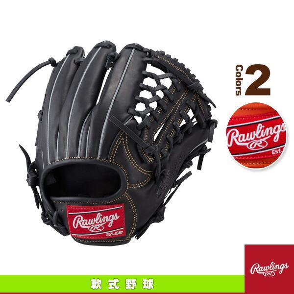 魅せる捕球が男前 Rubber/要(KANAME)/軟式用グラブ/内野手用(GR7MR6)