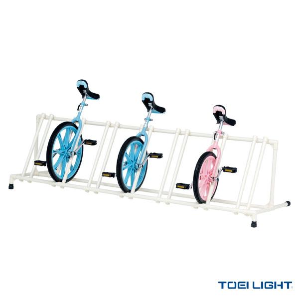 [送料別途]一輪車ラックYZ7(T-2857)