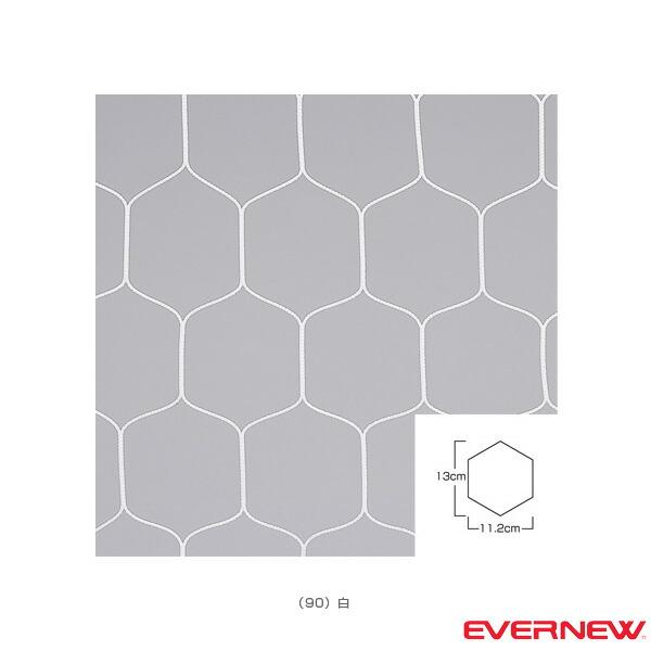 フットサルネット F105/亀甲タイプ/2枚1組(EKD861)