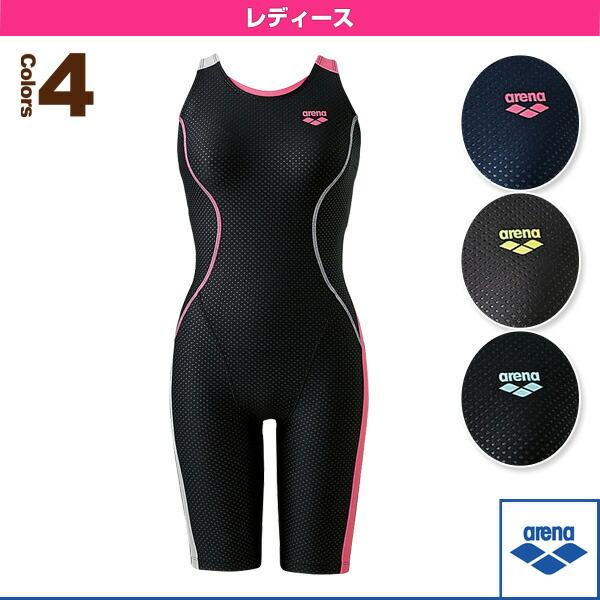 サークルバックスパッツ(ぴったりパッド・着やストラップ)/フィットネス水着/レディース(FLA-7701W)