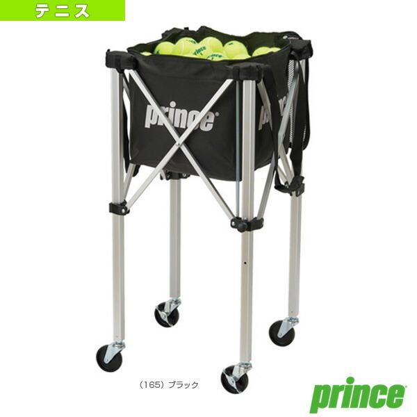 ボールバスケット/ロックピンキャスター付/ブラック(PL064)