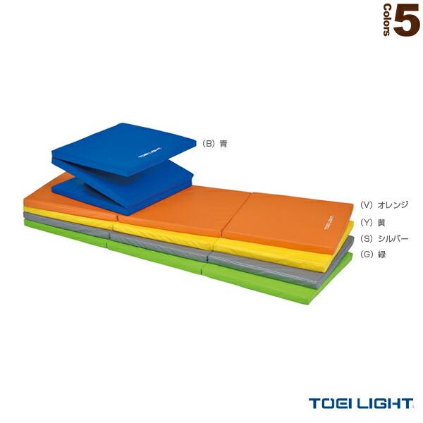[送料別途]フィットネスマットF180/三つ折り式(H-7168)