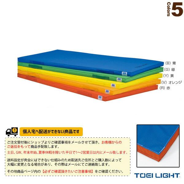 [送料別途]軽量エコカラーノンスリップマット 5cm厚/120×240×5cm(T-1861)